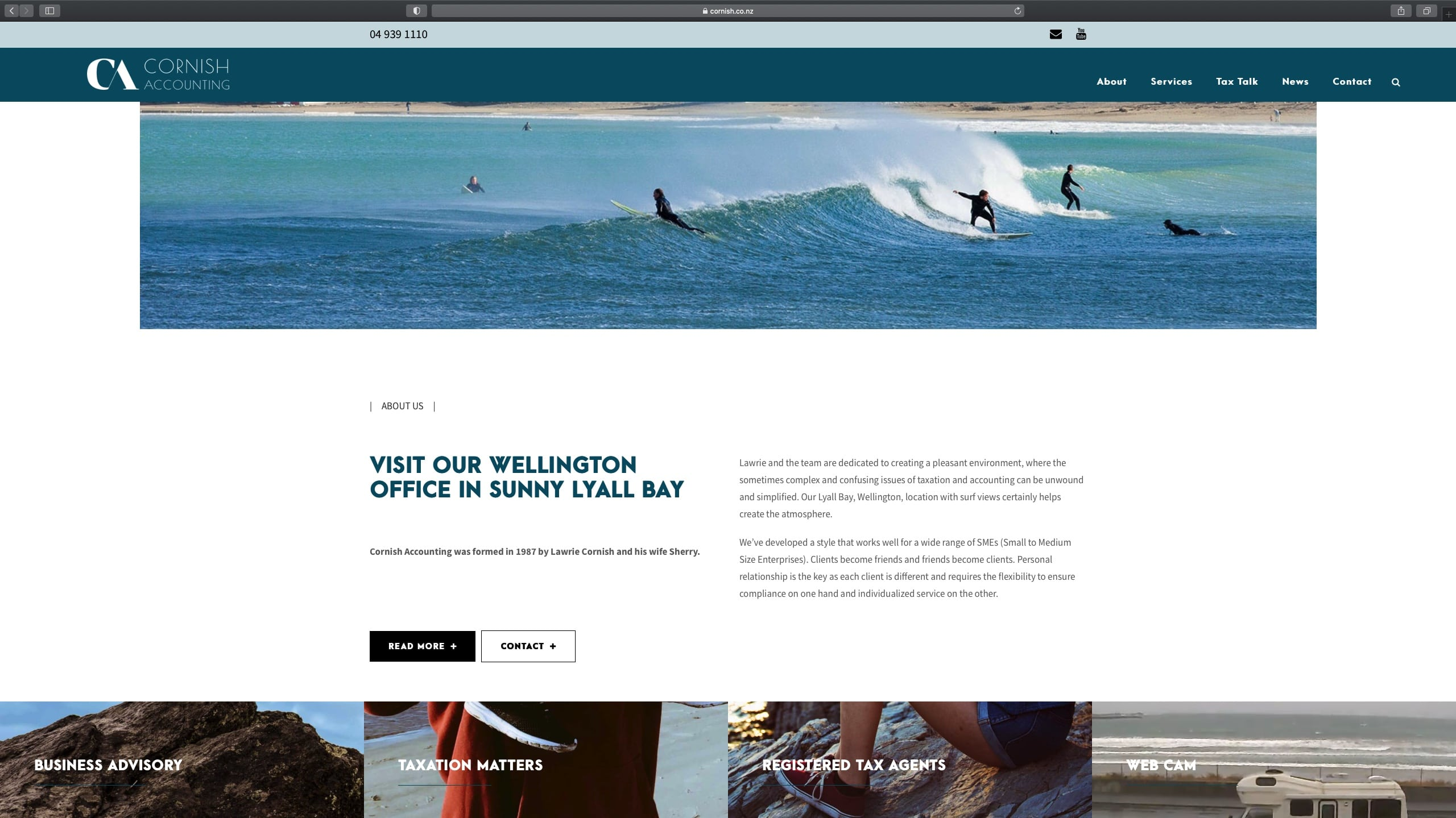 Small Business Website NZ